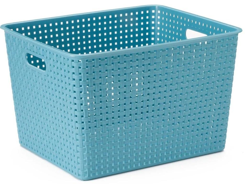 Sonoma Goods For Life Plastic Bin