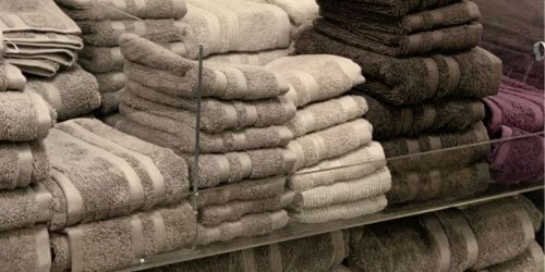 Sonoma Goods for Life Towels 6-Pack Bundle from $13.99 on Kohl's.com (Regularly $65) + Free Shipping for Select Cardholders