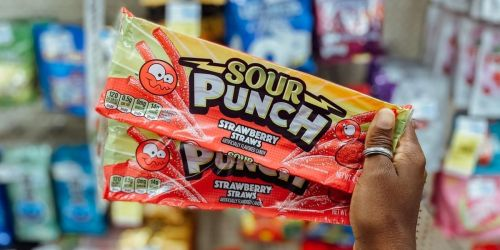 Sour Punch Straws Only 25¢ Each at CVS (Regularly $2.19)   Just Use Your Phone