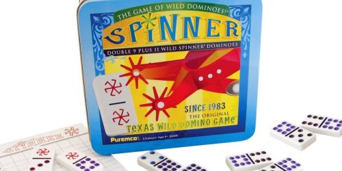 Spinner: The Game of Wild Dominoes Only $7 on Walmart.com (Regularly $30)