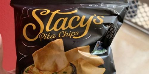 Stacy's Simply Naked Pita Chips 24-Pack Only $10.68 Shipped on Amazon