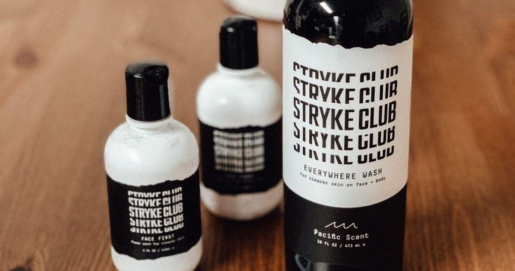 Stryke Club Skin Care