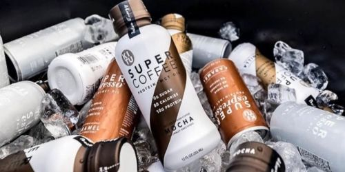 Kitu Super Coffee Iced Coffee Drinks 12-Pack Only $14.73 Shipped on Amazon (Regularly $34)
