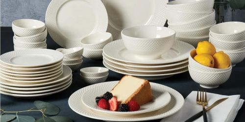42-Piece Dinnerware Sets Only $39.99 Shipped on Macys.com (Regularly $120)