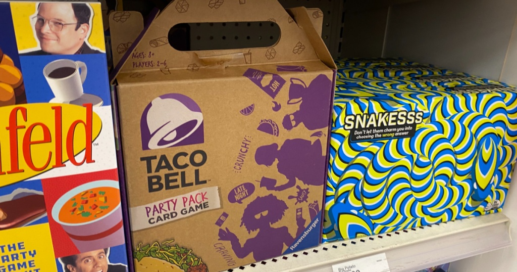 Taco Bell Party Game