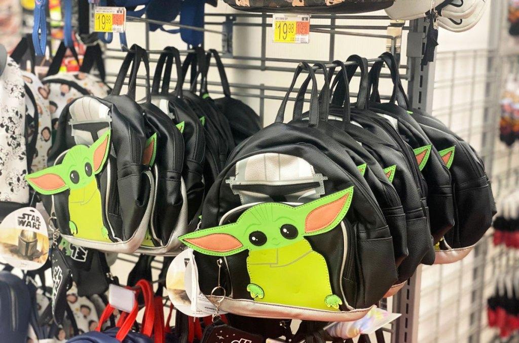 mini star wars the child backpacks