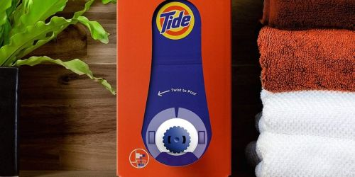 Tide Laundry Detergent Eco-Box Only $14 Shipped on Amazon (Regularly $22)