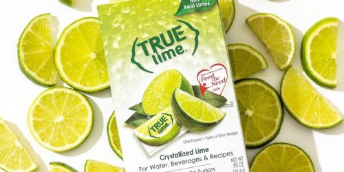True Lime 100-Count Packets Only $4.66 Shipped on Amazon