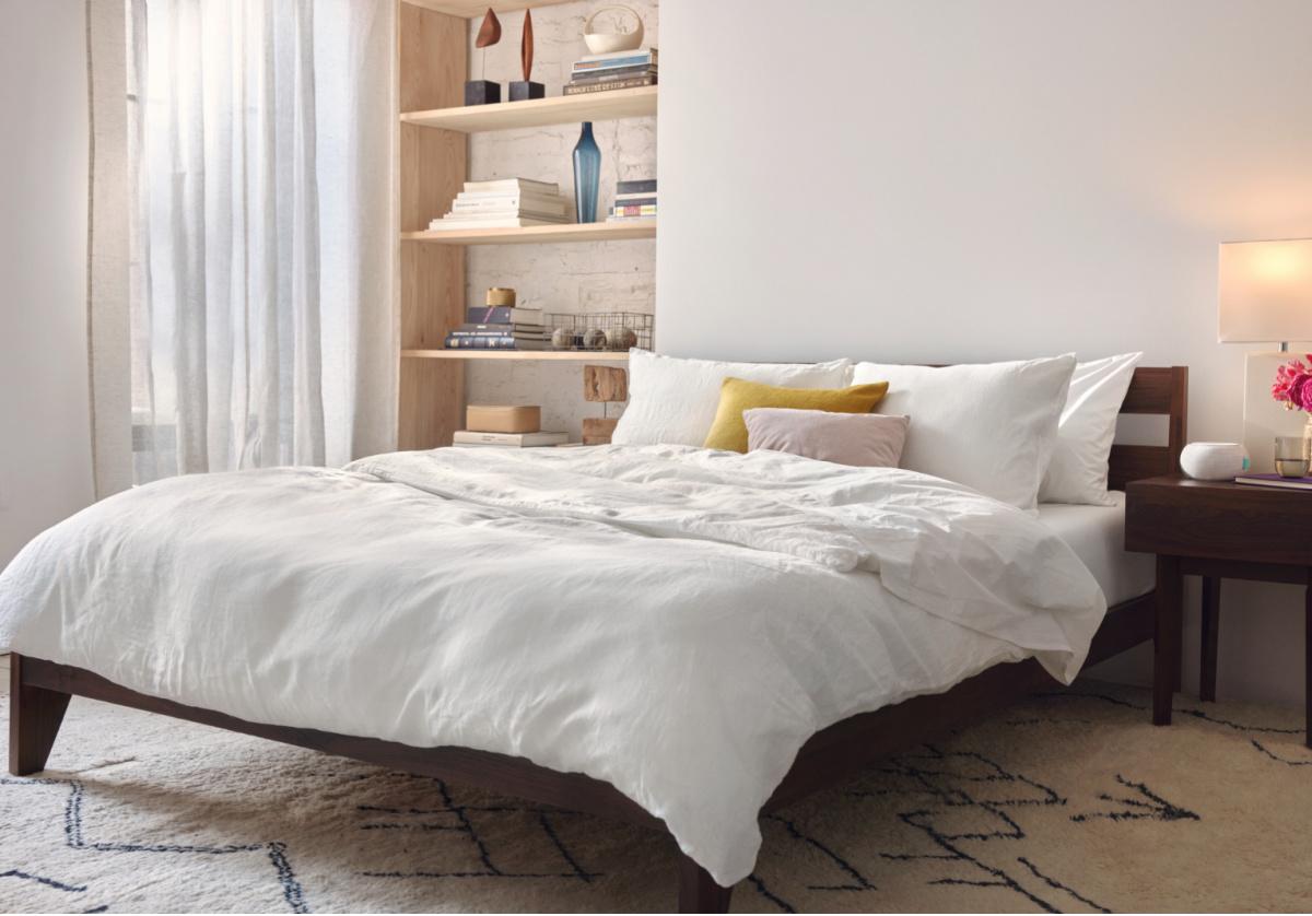 Tuft and Needle brand bedding