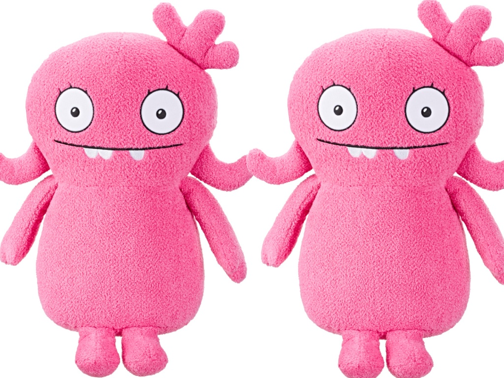 "UglyDolls 13"" Large Moxy Stuffed Plush Toy"