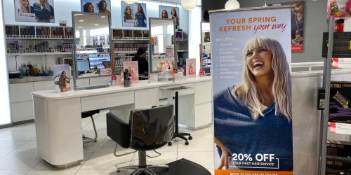 50% Off Professional Salon Blowouts at ULTA | Today Only