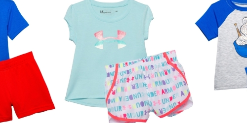 Under Armour Baby & Kids 2-Piece Sets Just $10 & More on Sierra.com