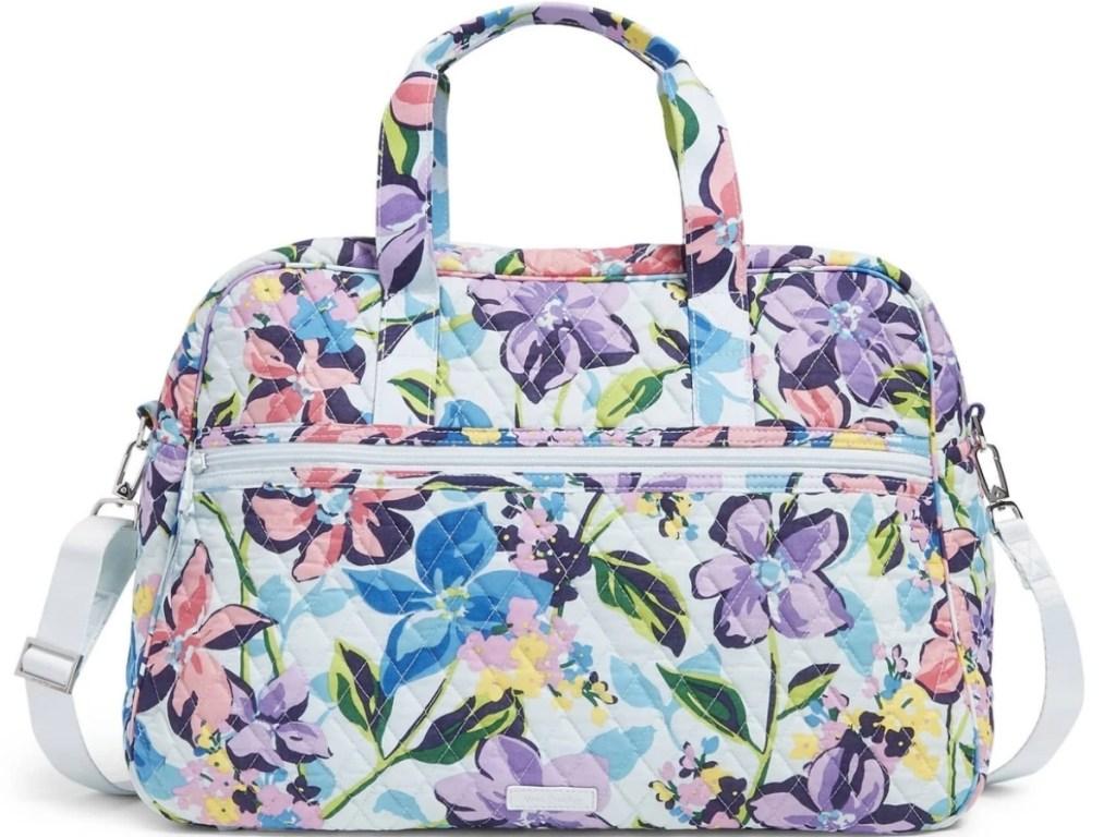 vera bradley outlet medium traveler bag