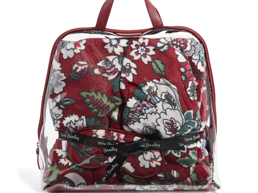 vera bradley outlet travel gift set