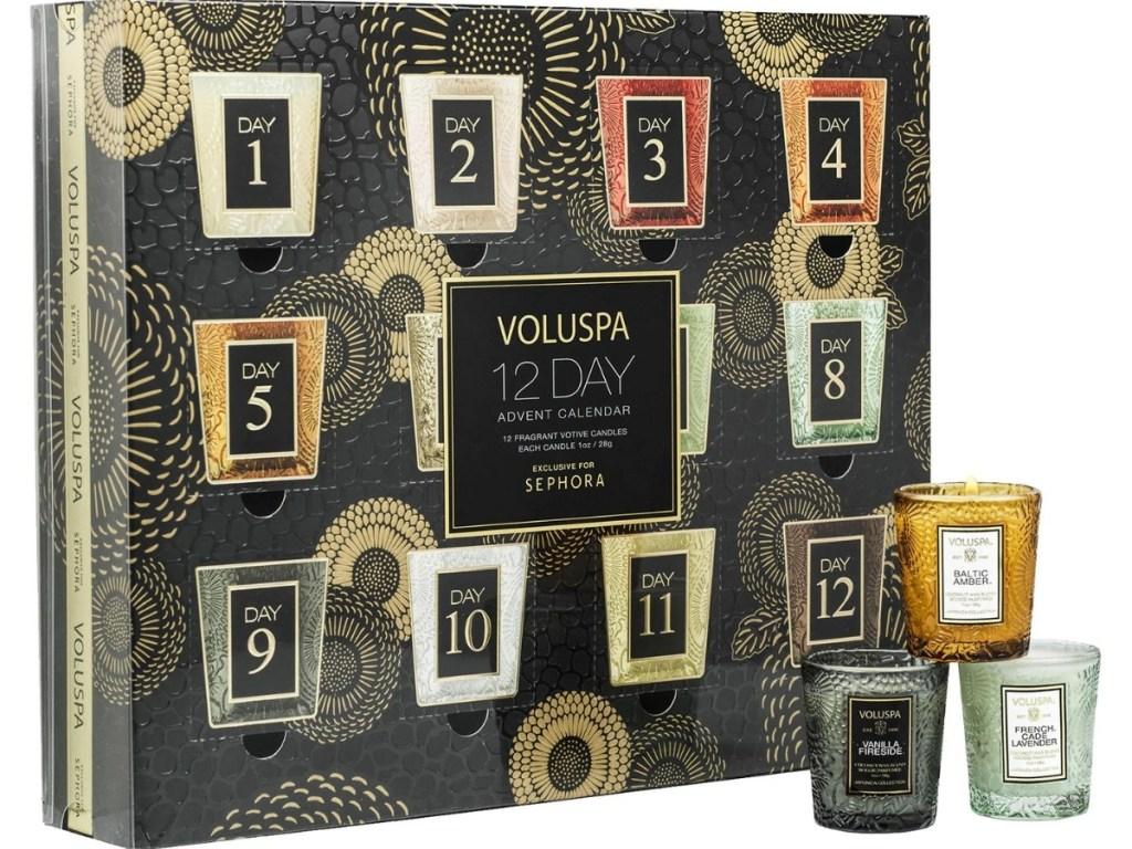 Voluspa Mini Candle Advent Calendar
