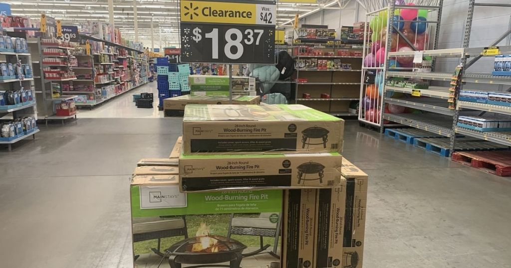Walmart Fire Pit