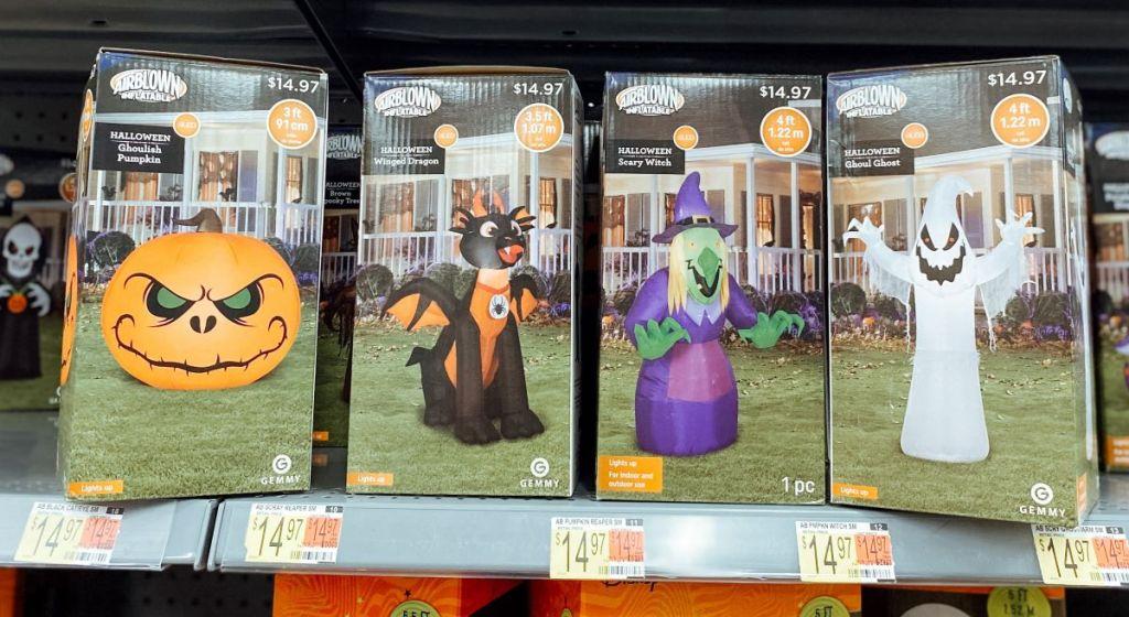 Walmart Halloween Inflatables