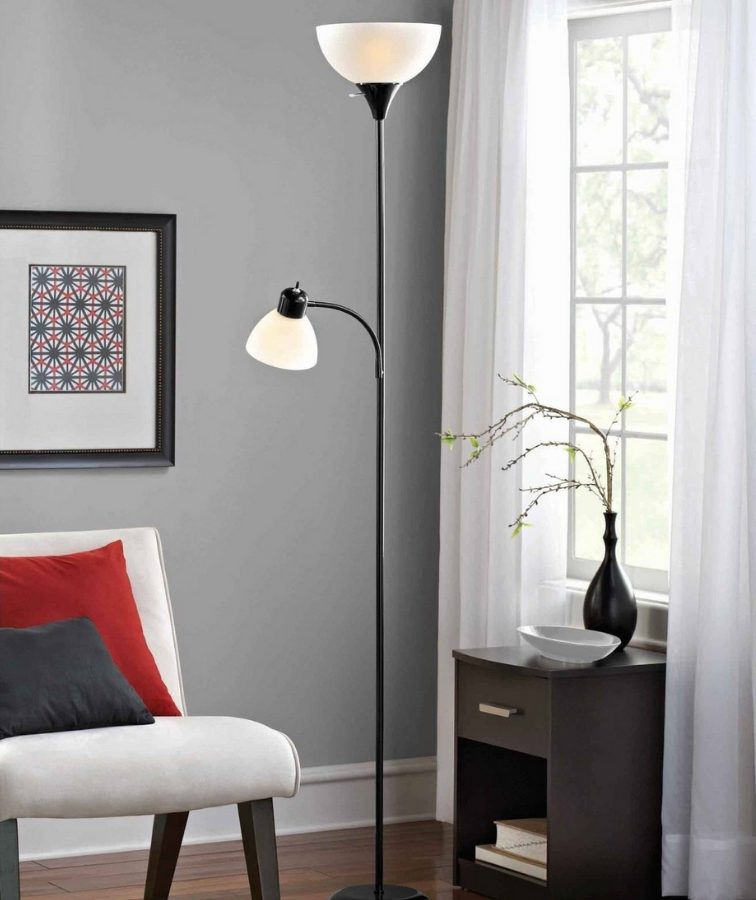mainstays combo 72 inch lamp from walmart