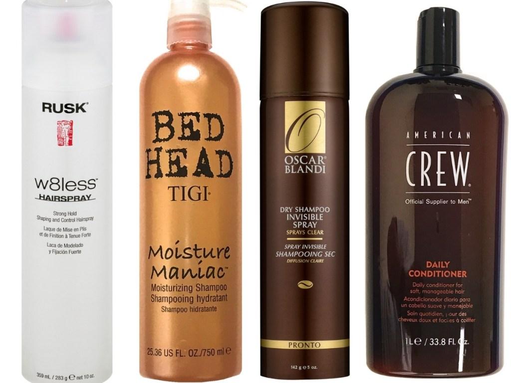 walmart women's hairspray dry shampoo shampoo and conditioner