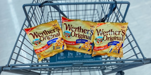 Werther's Original Sugar-Free Caramels Only 49¢ at Walgreens | In-Store & Online