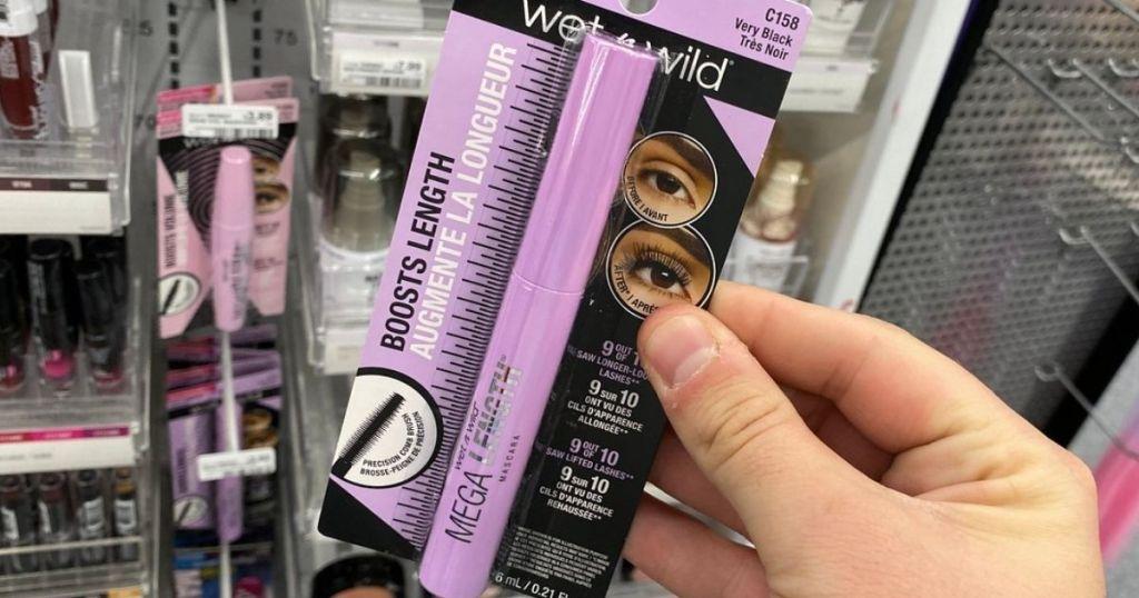 Wet Wild Mascara