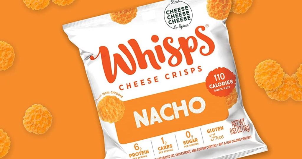 nacho cheese cheese whisps
