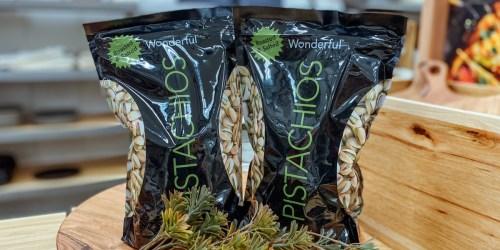 Wonderful Pistachios 16oz Bag Only $3.70 on Amazon