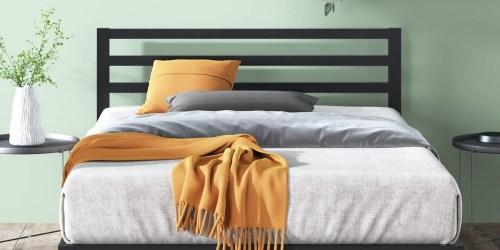 Zinus Metal Platform Bed Frame from $101 Shipped on Walmart (Regularly $120+)