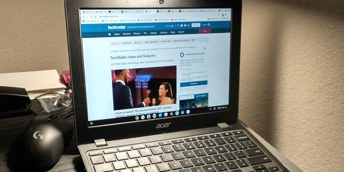 Acer Spill-Resistant 12″ Chromebook Only $129 Shipped on BestBuy.com (Regularly $279)
