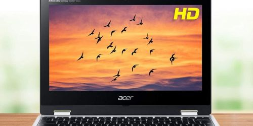 Acer Spin 11.6″ Chromebook Only $155 Shipped on Walmart.com (Regularly $299)