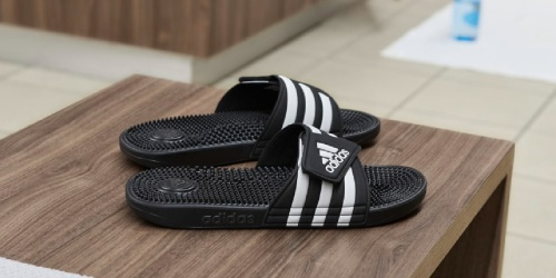 Adidas Men's & Women's Slides Only $20 Each Shipped (Regularly $45)