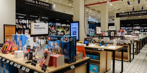 What Are Amazon 4-Star Stores? It's the New Way to Shop Amazon… In Person!