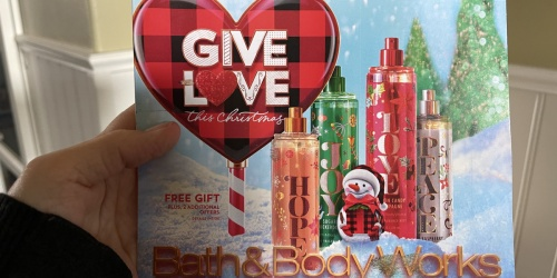 Bath & Body Works Mailer w/ FREE Full Size Body Care Item + 20% Off Entire Purchase Coupon