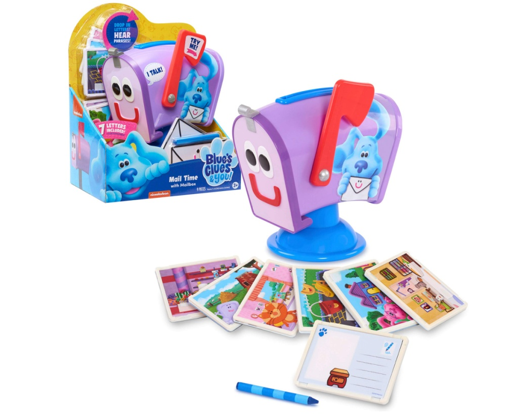blues clues mailbox toy