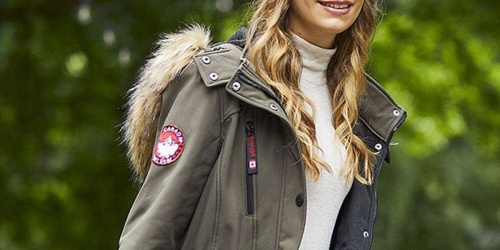 Canada Weather Gear Women's Anorak Just $39.99 on Zulily (Reg. $180)   Includes Plus Sizes