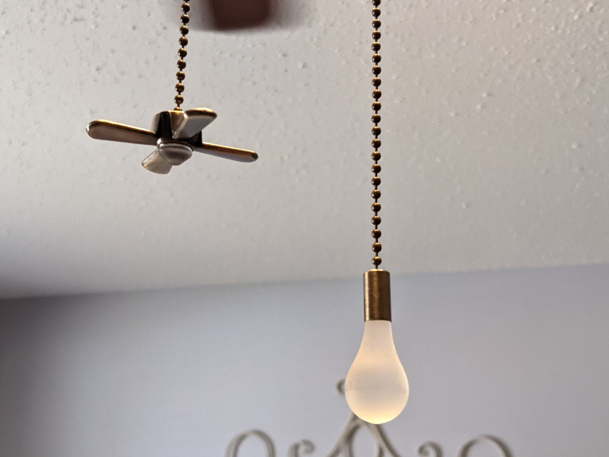 ceiling fan extension set