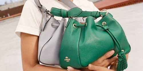 Coach Outlet Clearance Sale | Over 70% Off Bags & Accessories + Free Shipping