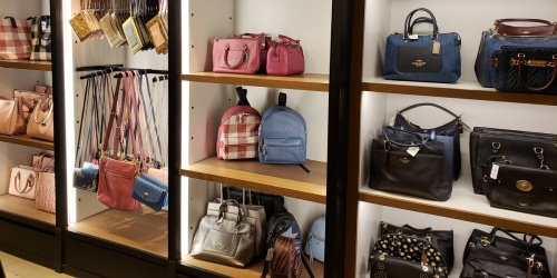 Coach Outlet Clearance Sale | Over 70% Off Bags, Backpacks, & More + Free Shipping