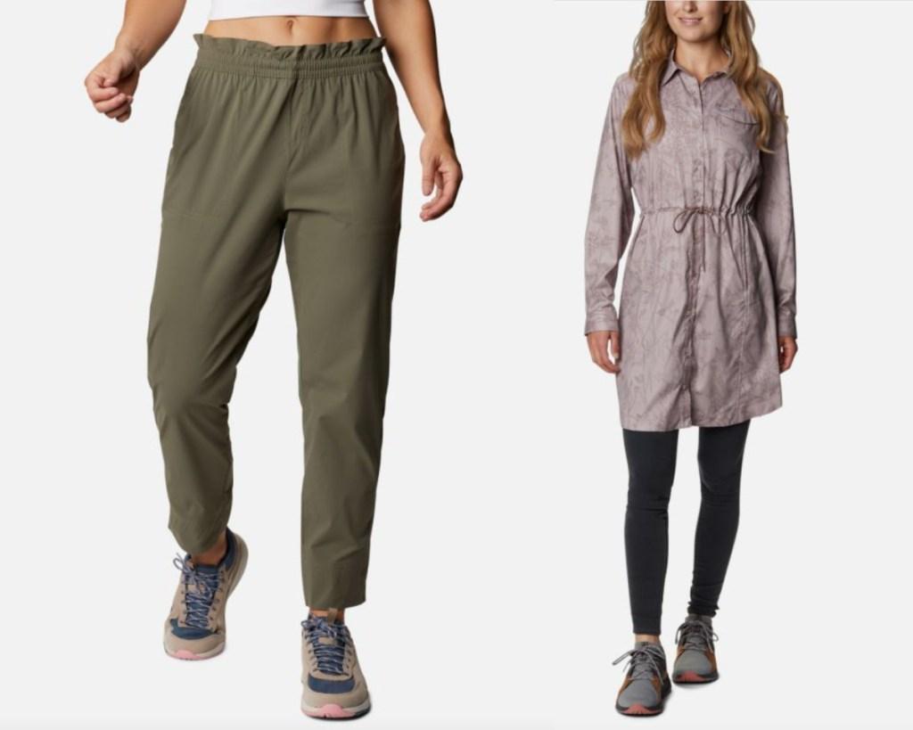 columbia womens apparel