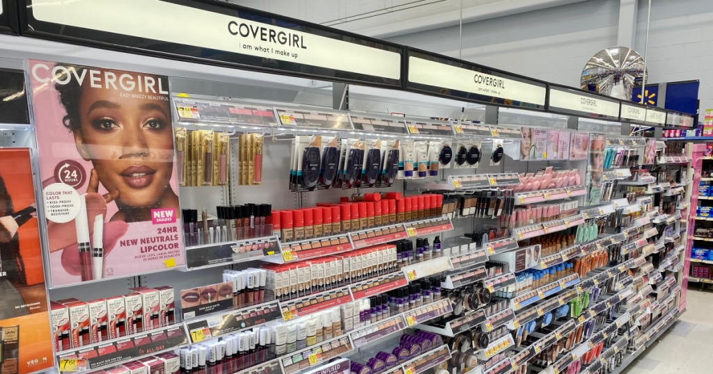 covergirl at walmart in store