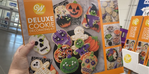 Halloween Cookie Decorating Kit Just $11.98 at Sam's Club