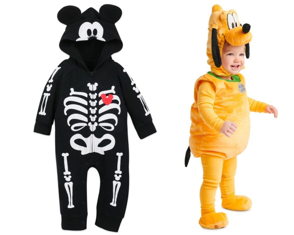two disney baby boy costumes