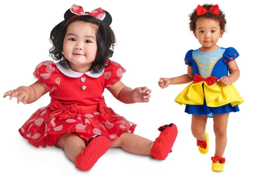disney baby girl costumes