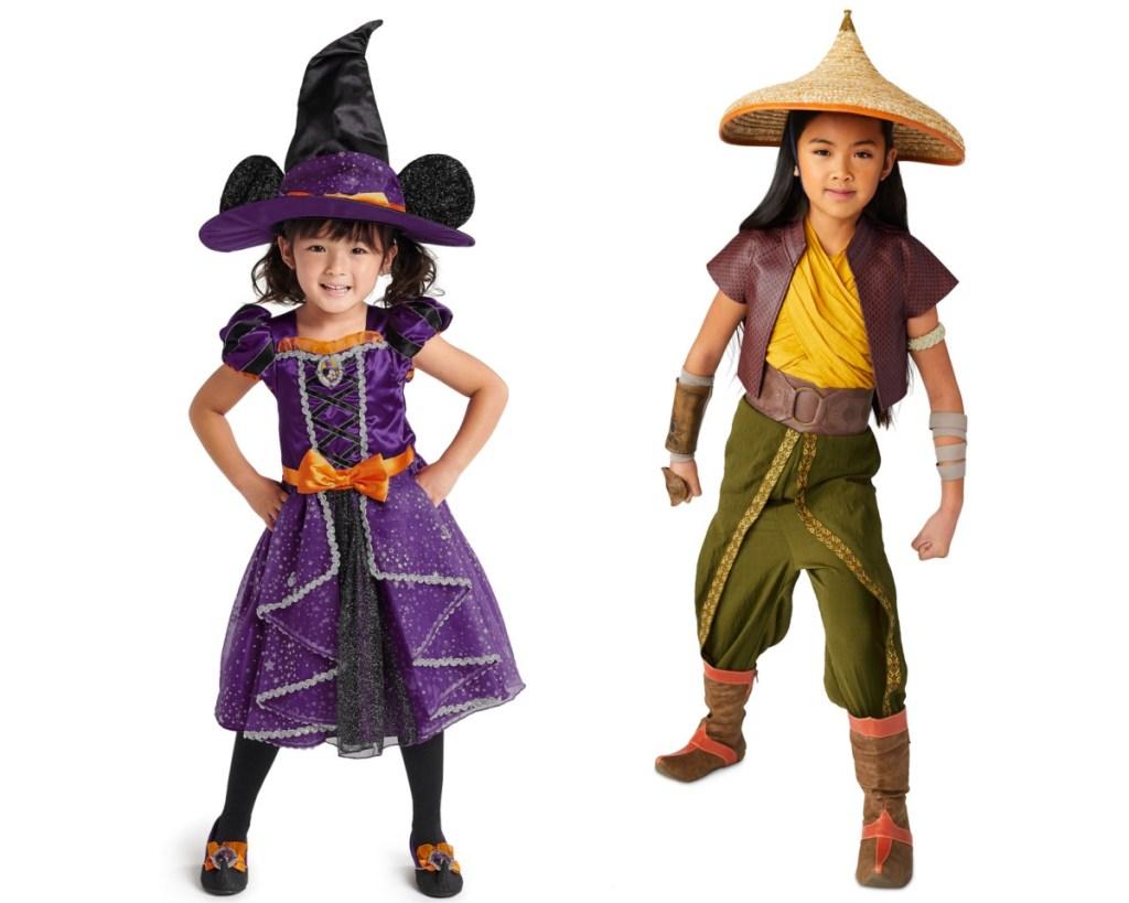 minnie witch and raya