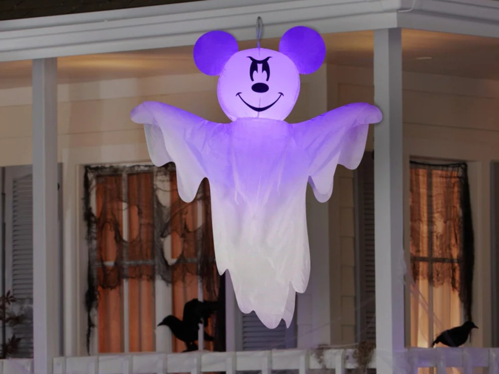 Mickey Mouse Ghost inflatable