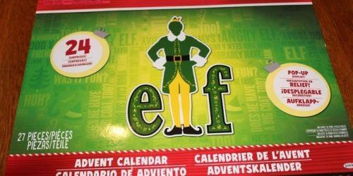 Elf Advent Calendar Only $30.49 Shipped on Amazon or Target.com (Regularly $40)