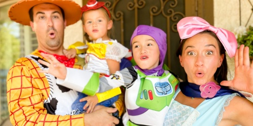 Up to 50% Off Halloween Costumes for the Family on Zulily | Disney, Marvel, LEGO & More