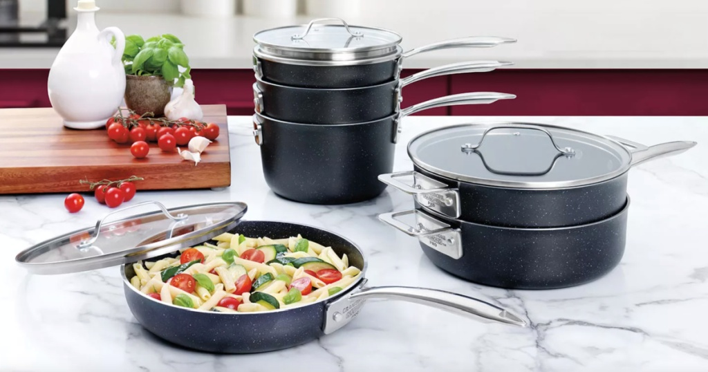 ganitestone cookware