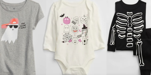 GAP Factory Baby & Kids Halloween Apparel from $5.59 (Regularly $15)