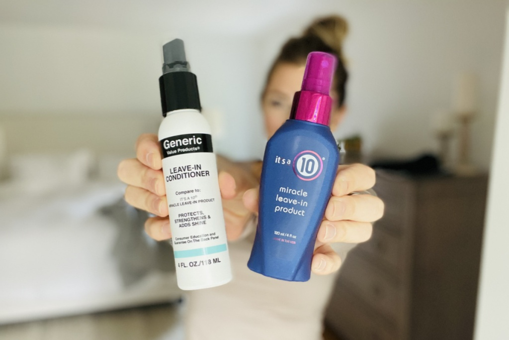 generic compare to its a 10 hair products
